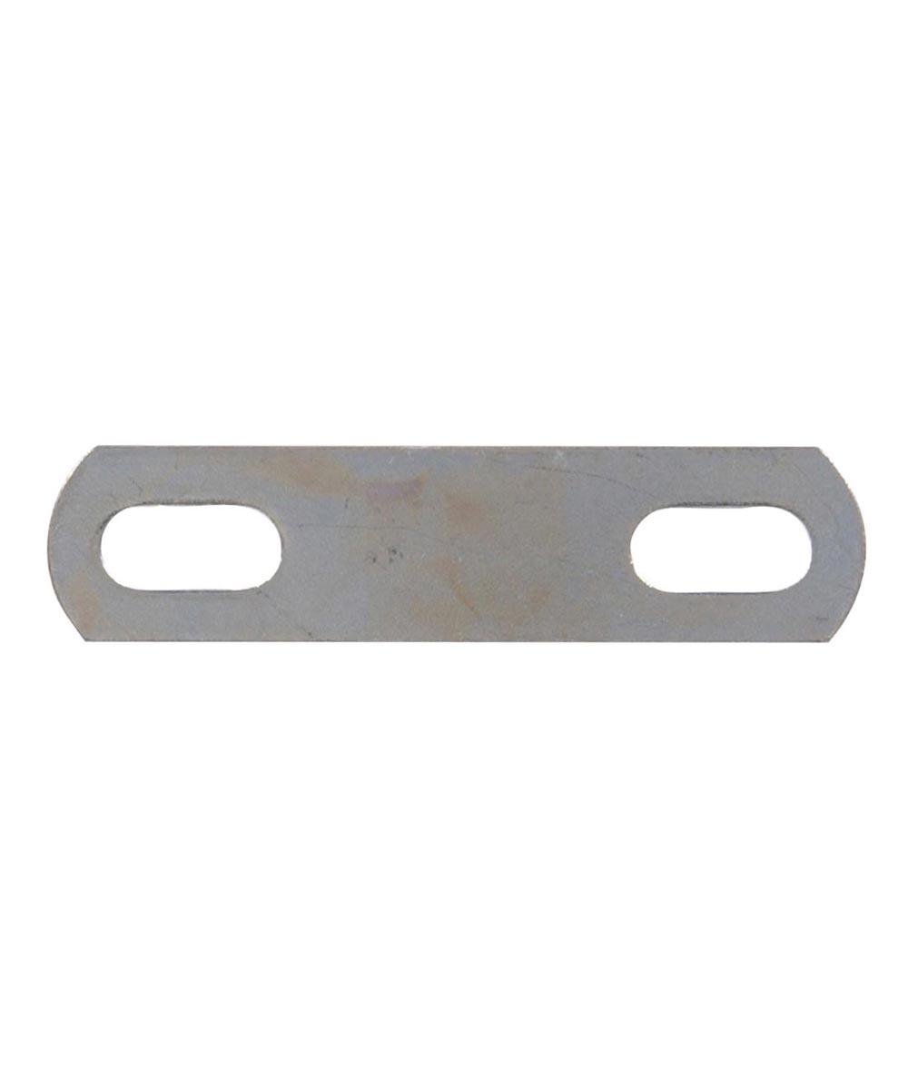 Zinc Square U-bolt Plate 2 in.