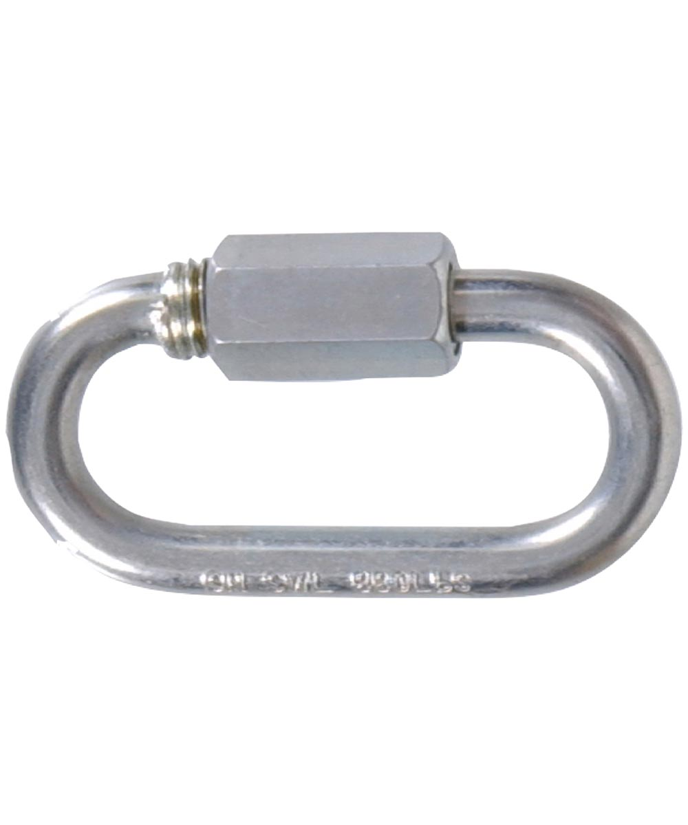 Zinc Quick Snap Safety Link 5/32 in. X 1-1/2 in.