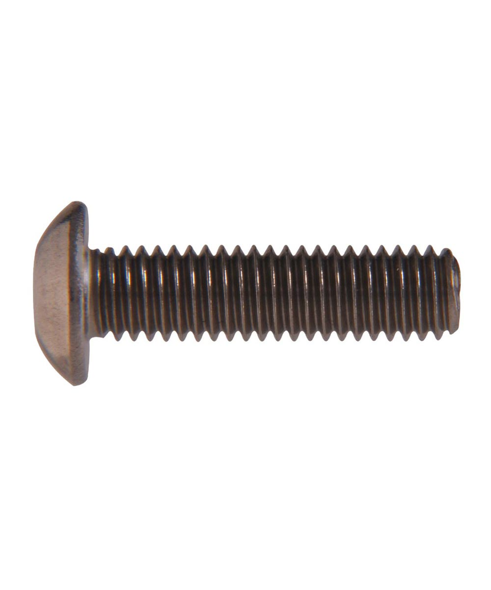 Button-Head Socket Cap Screw (3/8-16 x 3/4 in.)