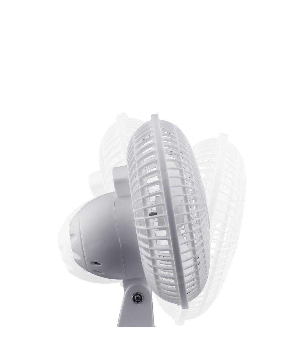 6 in. Desk / Clip Fan