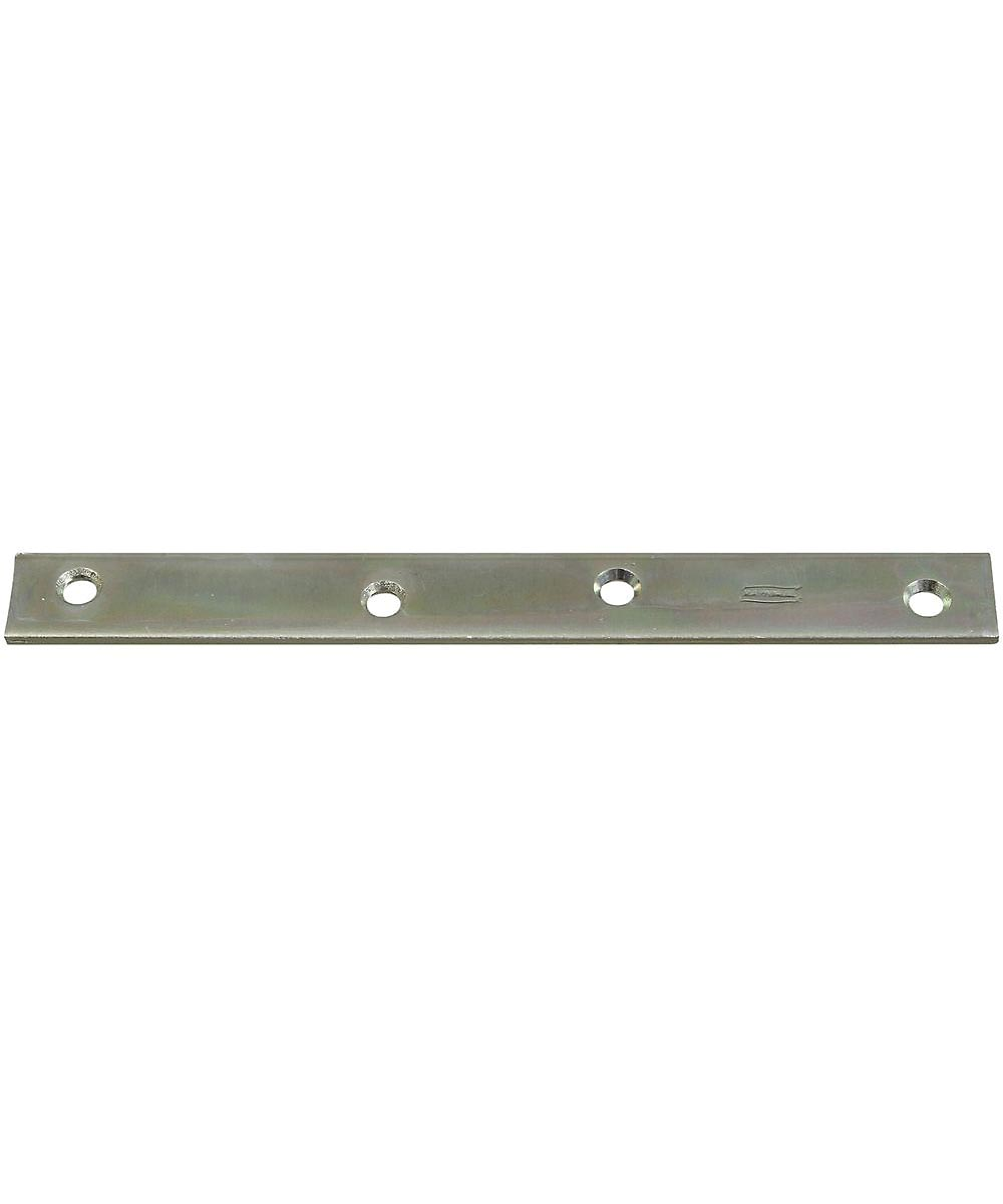 8 in. x 7/8 in. Zinc Plated Mending Plate