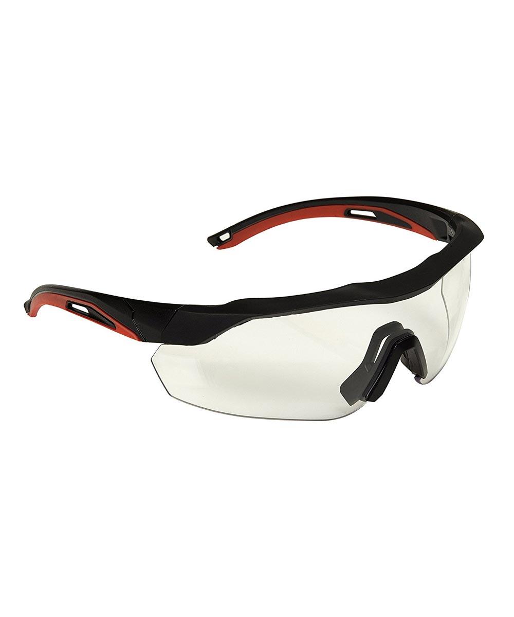 3M Clear Aerodynamic Performance Safety Glasses