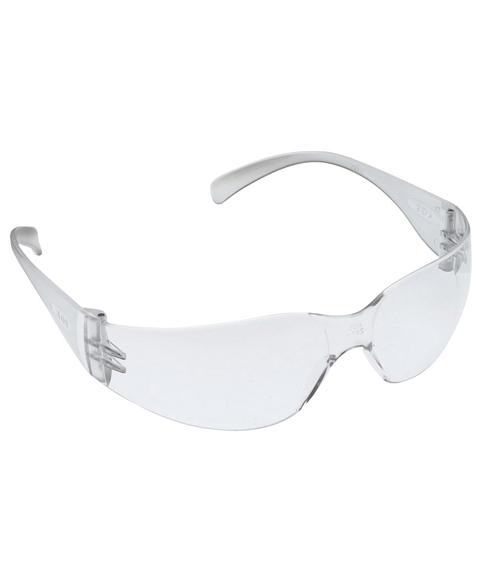 3M Clear Indoor Safety Glasses