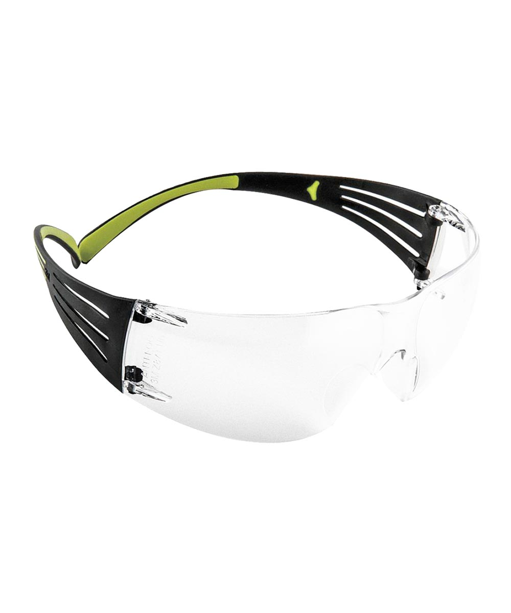 3M Clear SecureFit 400 Safety Glasses