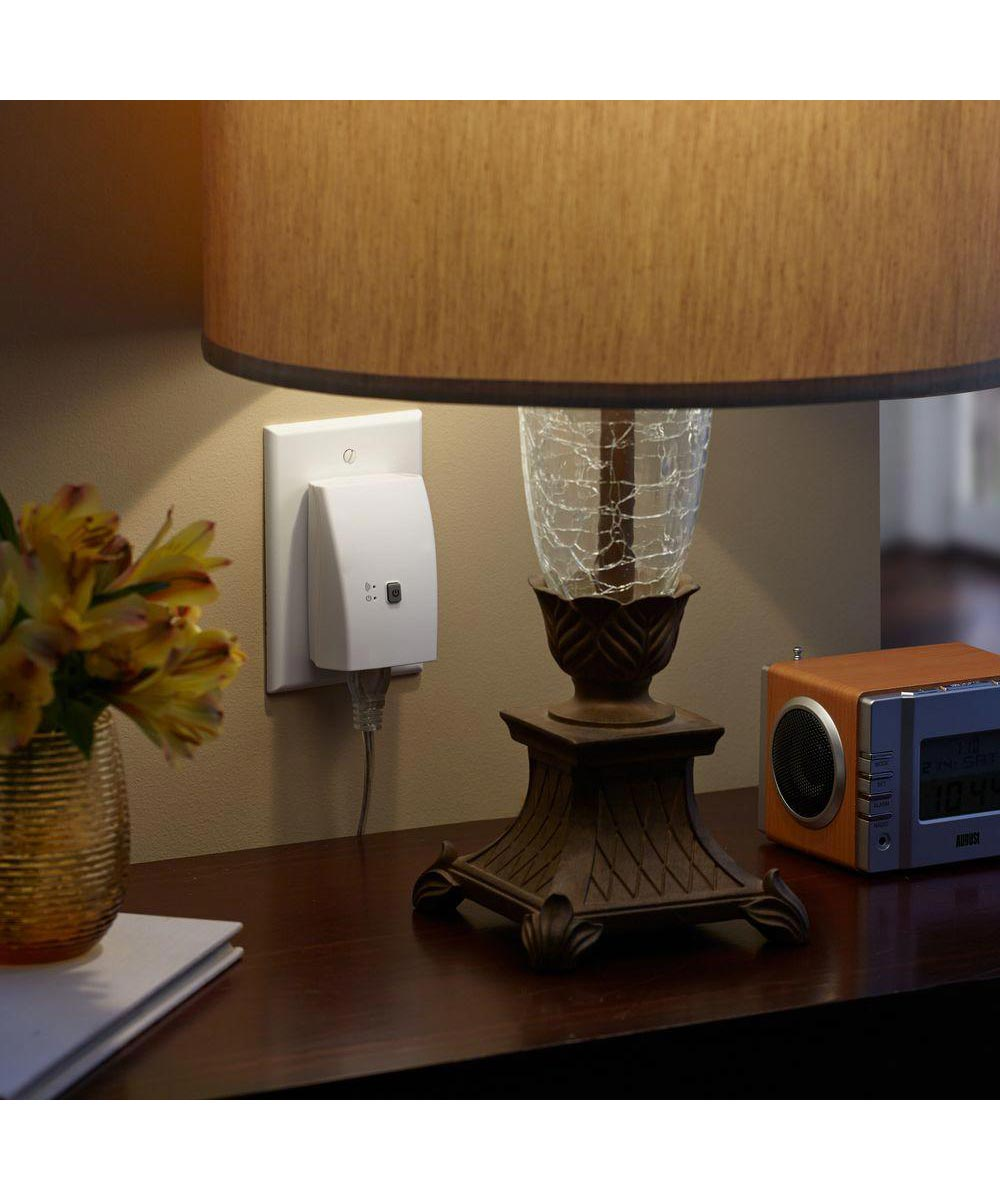 Wion Indoor Wifi Smart Plug, Single Grounded Outlet