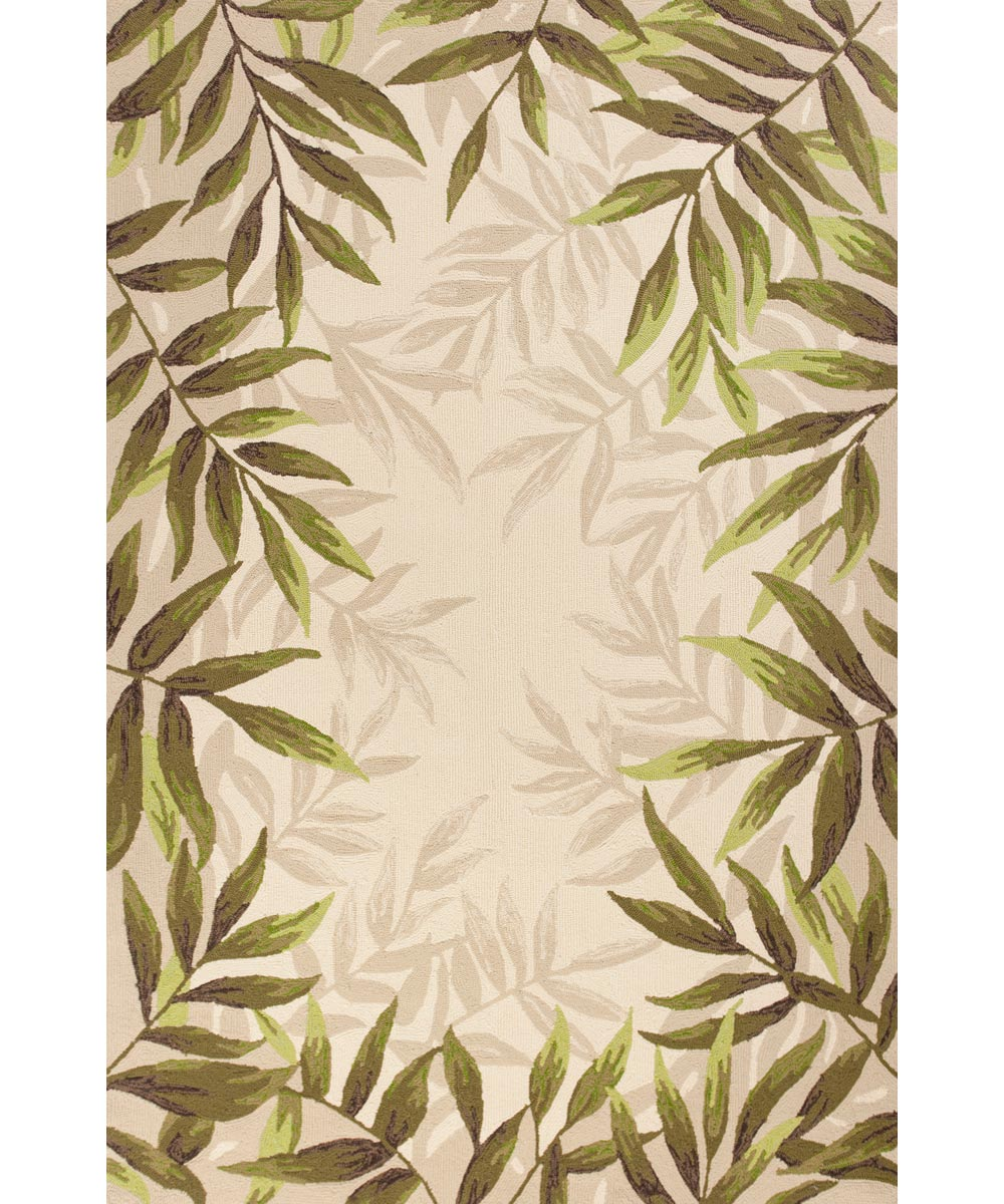 KAS 5 ft. x 7 ft. 6 in. Harbor Sand Nature Area Rug