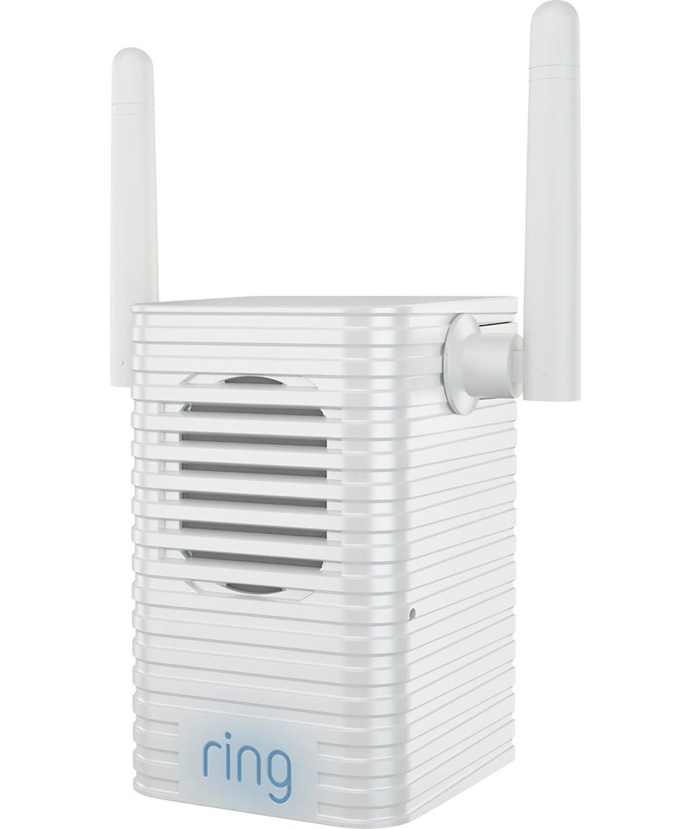Ring Chime Pro, Wifi Extender & Indoor Chime for Ring Products Only