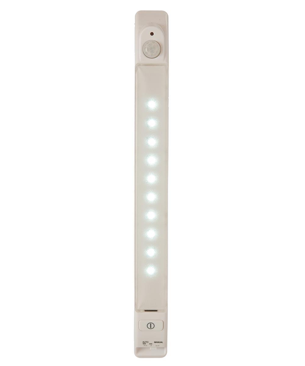10 LED Anywhere Sensor Light With Mounting Bracket