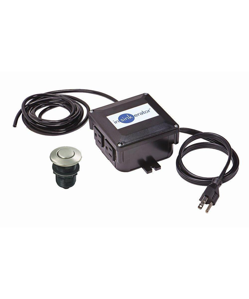 InSinkErator Dual Outlet Sink Top Switch Kit For Garbage Disposals & Hot Water Dispensers