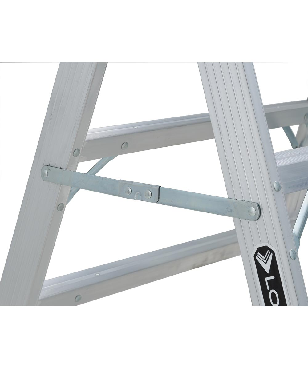 Louisville 3 ft. Sawhorse Aluminium Sawhorse Ladder, 300 lb. Load