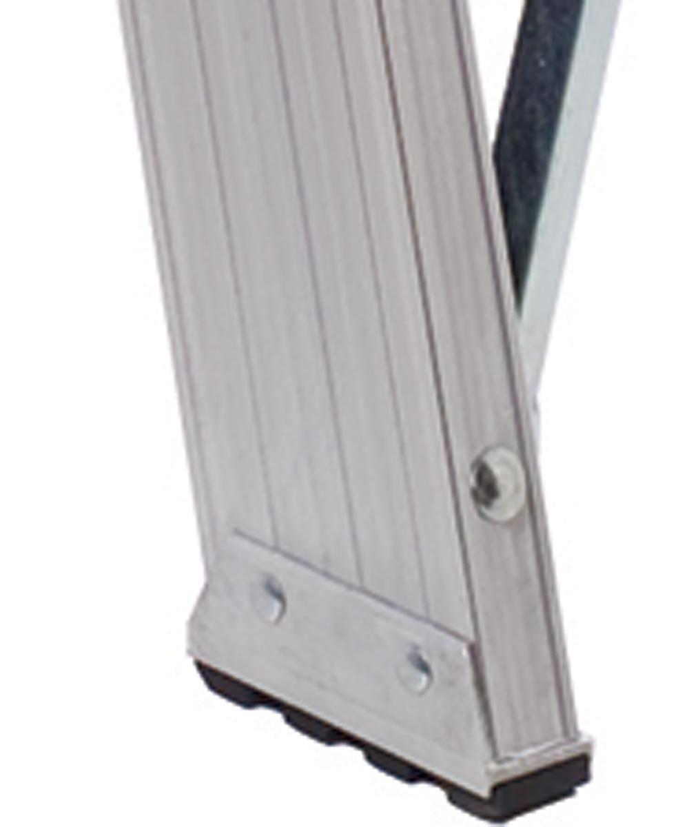 Louisville 2 ft. Industrial Aluminum Step Stool Ladder, Type IA 300 lb. Load