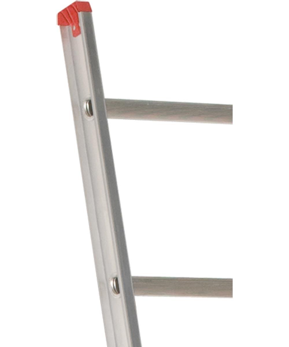 Louisville 20 ft. Aluminum Extension Ladder, Type III 200 lb. Load