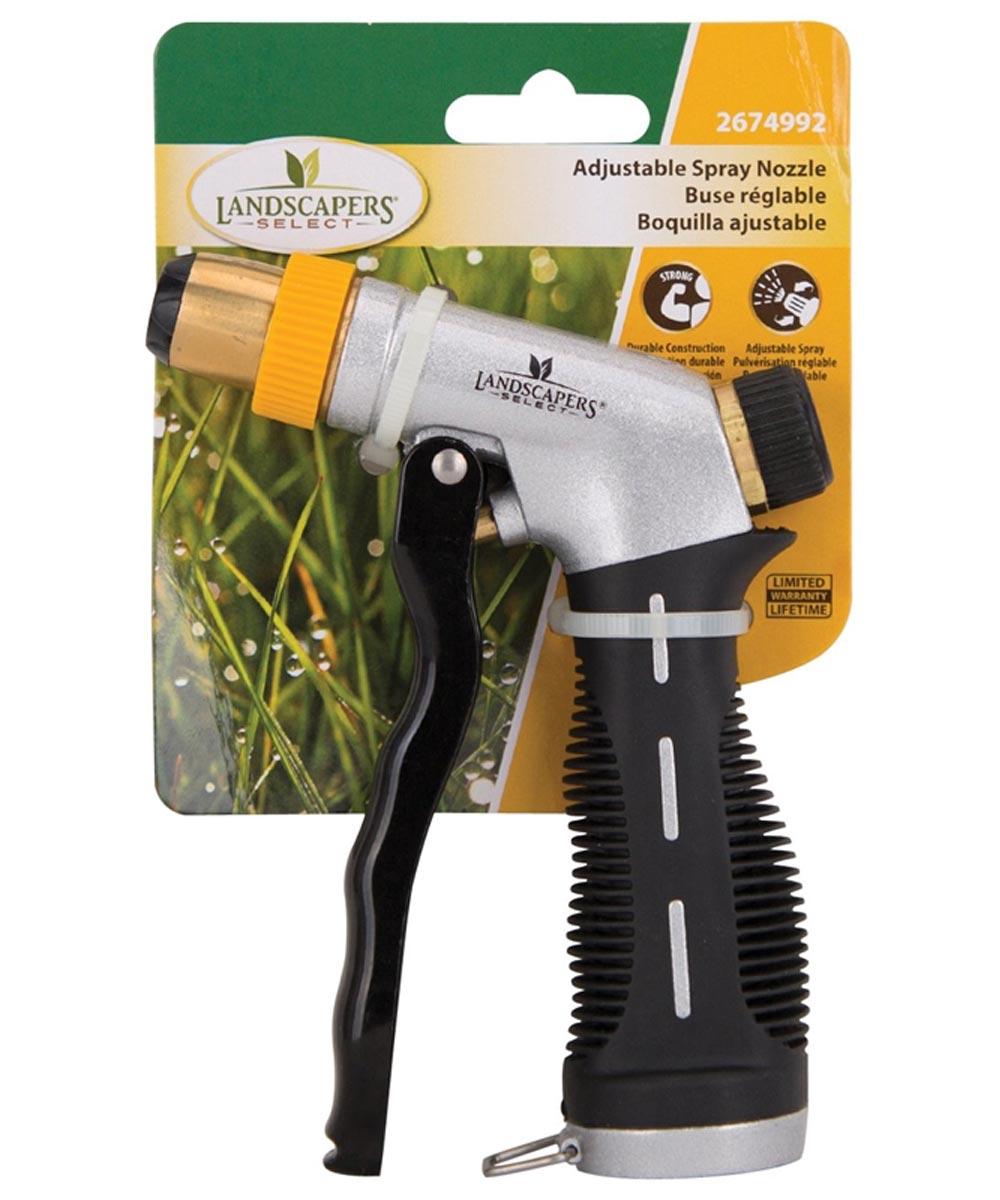 Metal Adjustable Trigger Spray Hose Nozzle