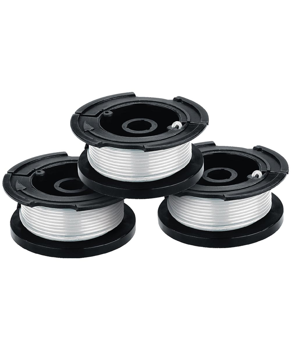 Trimmer Line Replacement Spool 3 Pack 30 ft.