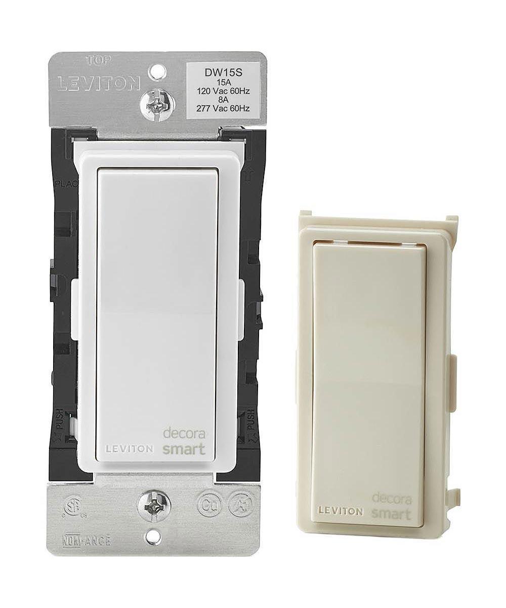 Leviton Decora 15 Amp Smart Switch with Apple HomeKit Technology