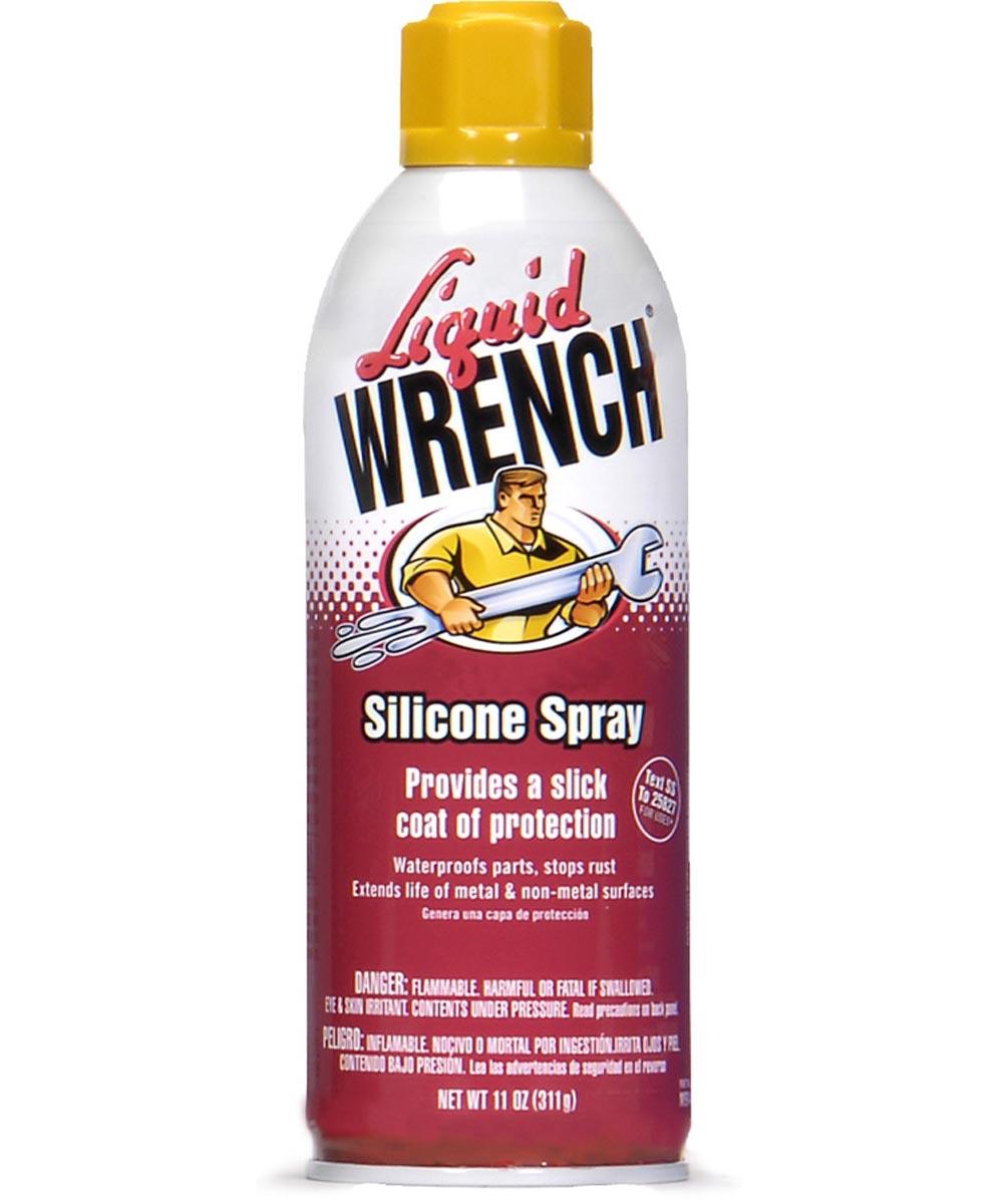 11 Oz Heavy Duty Silicone Spray Lubricant