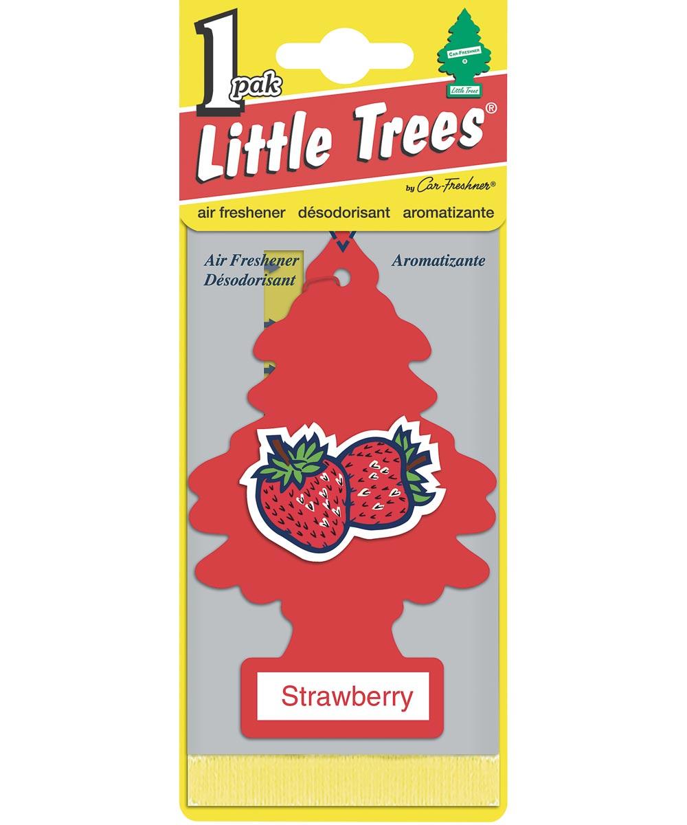 Strawberry Little Tree Air Fresheners