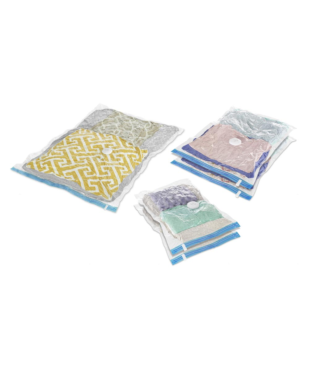 Clear Spacemaker Vacuum Bags 5 Piece Set