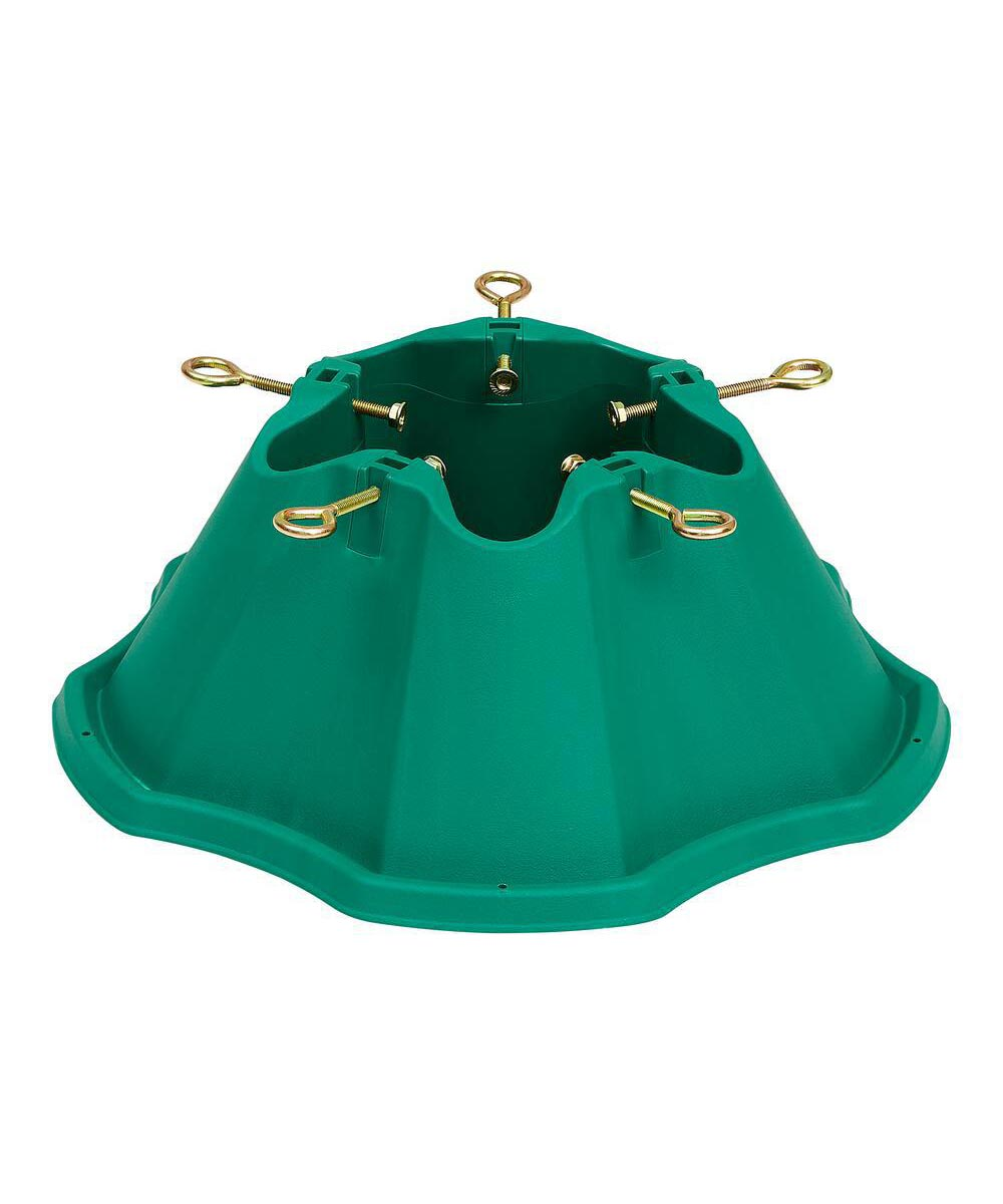 Christmas Tree Stand for Trees up to 8 Feet, Green