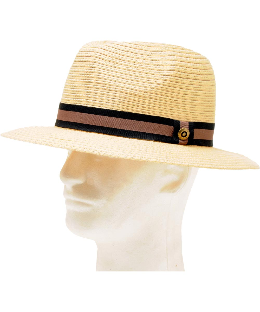 Large Men's Braided Hat