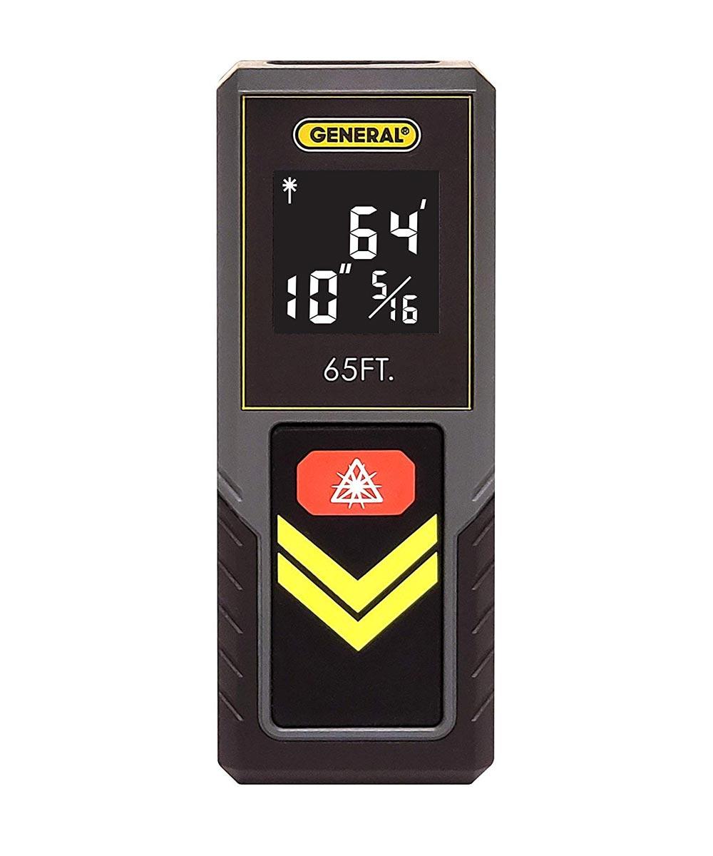 General 65 ft. Compact Laser Measure