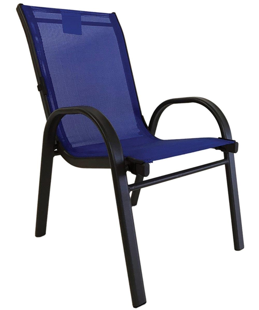 Belvedere Kids Chair, Blue