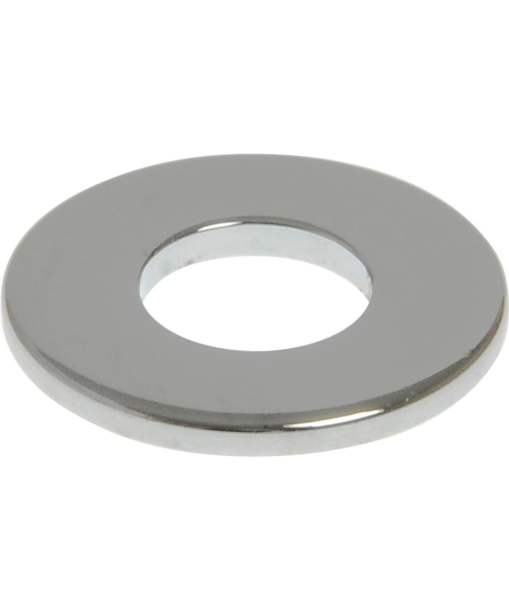Chrome AN Washer (3/8 in.)