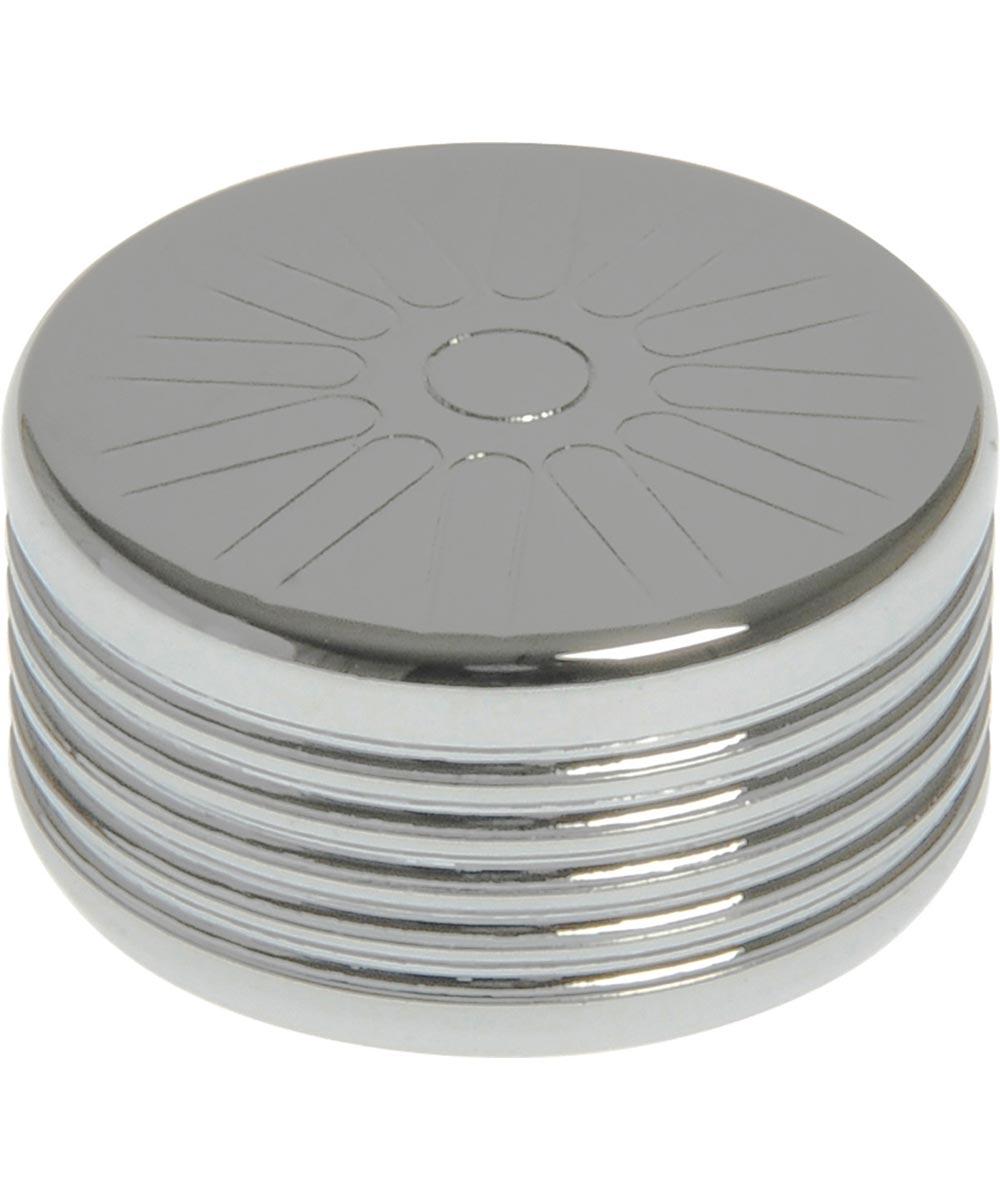 Chrome Spoke Bolt Cap for Socket Head Fasteners (5/16