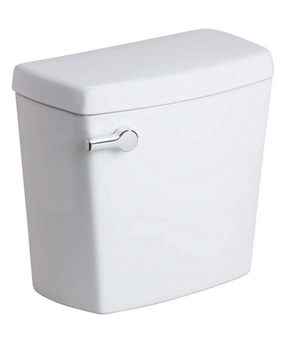 ProFlo Jerritt 1.28 Toilet Tank Only with Chrome Lever for ProFlo 1400 Series Bowls, White