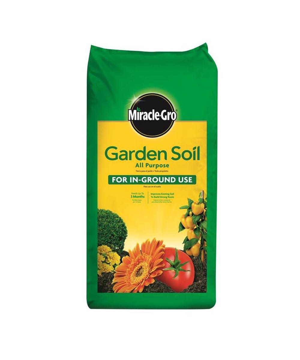 Miracle-Gro All-Purpose Garden Soil, 2 cu. ft.