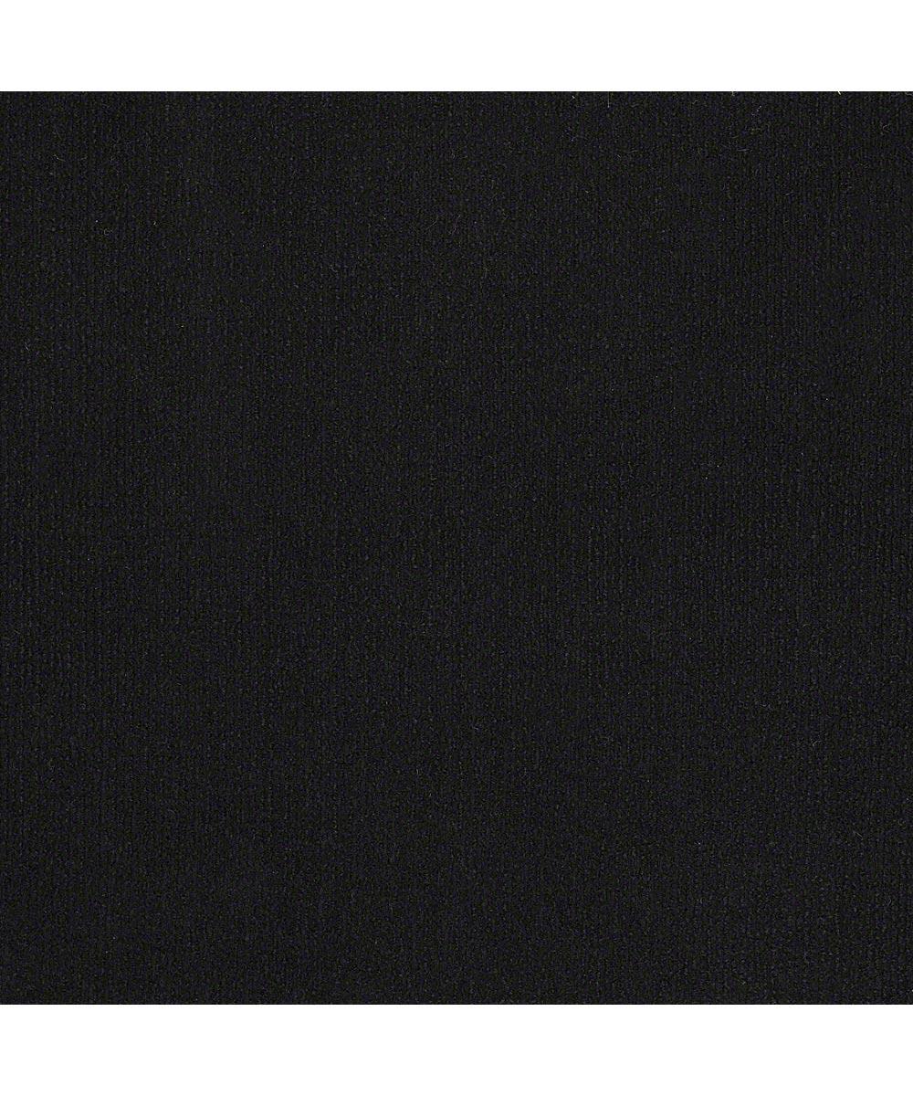 6 ft. Wide Indoor & Outdoor Carpet, Night Time Black (Sold Per Foot)