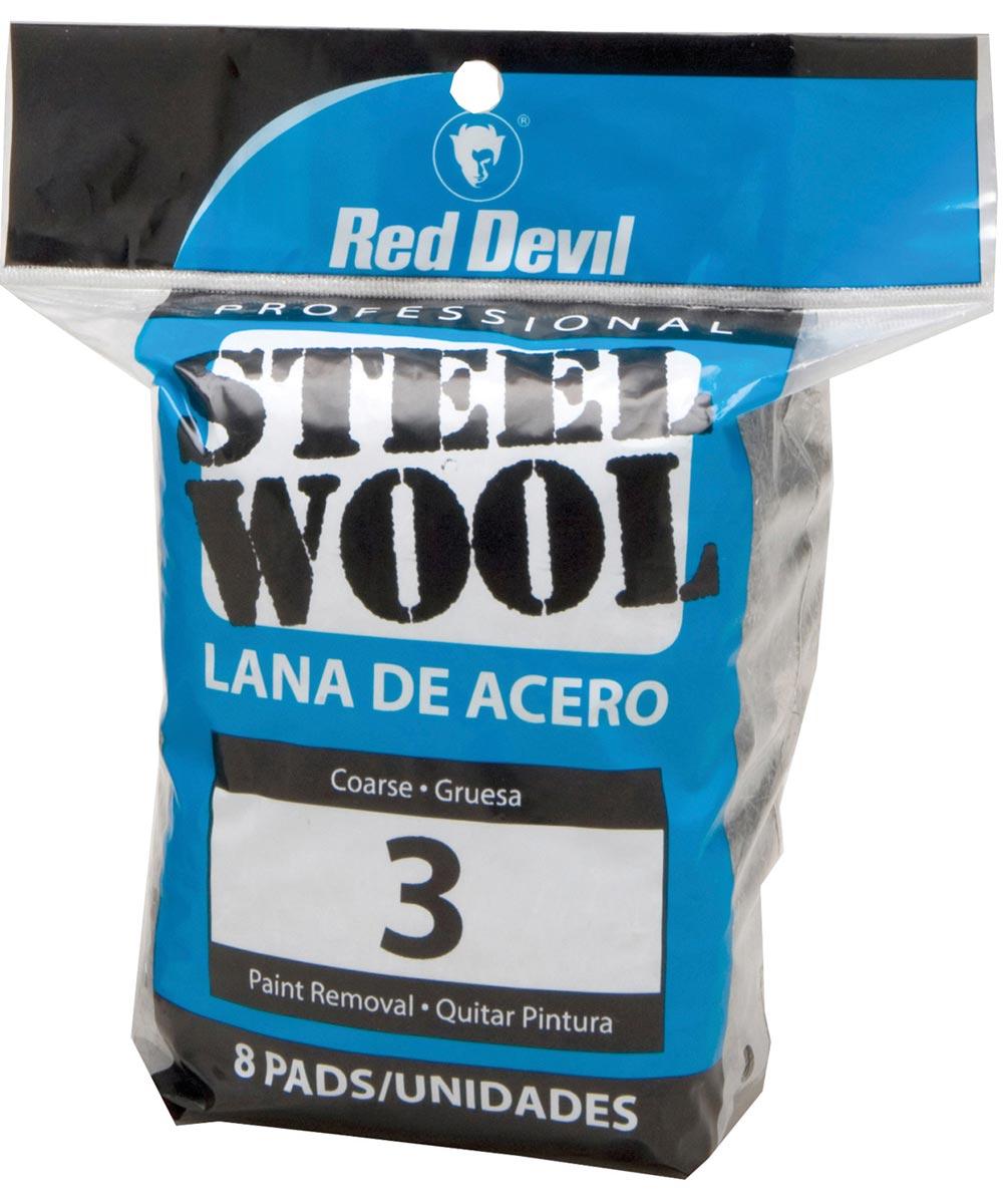 #3 Steel Wool 8 Pack