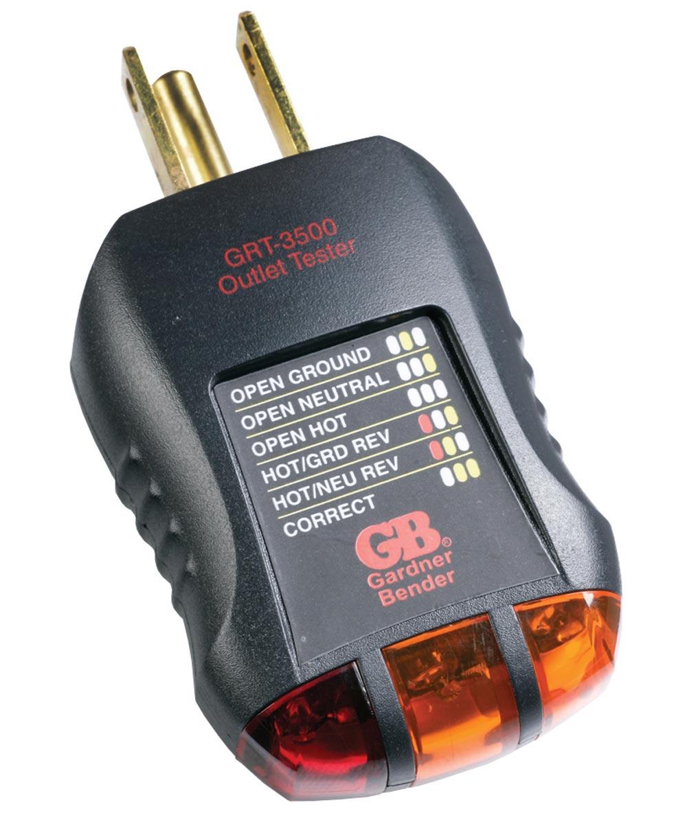 Standard Outlet Tester