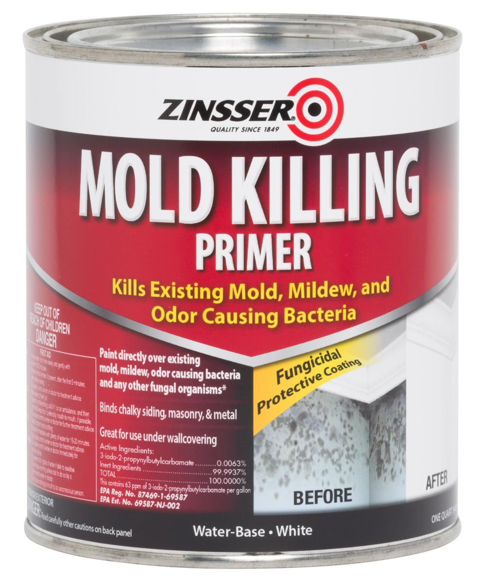 1 Quart Zinsser Mold Killing Primer
