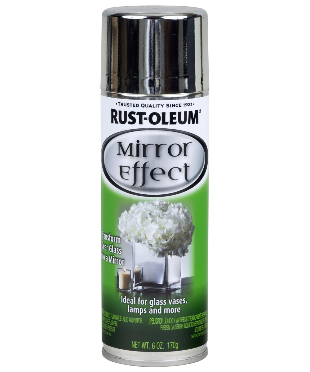 Specialty Mirror Effect Spray Paint, 6 oz.