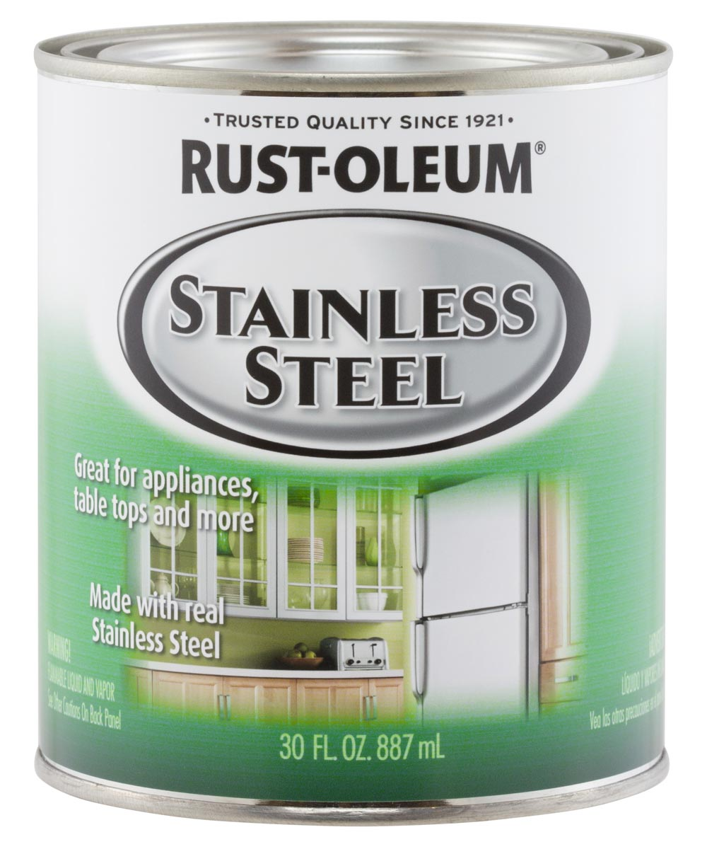 Specialty Stainless Steel Paint, Quart