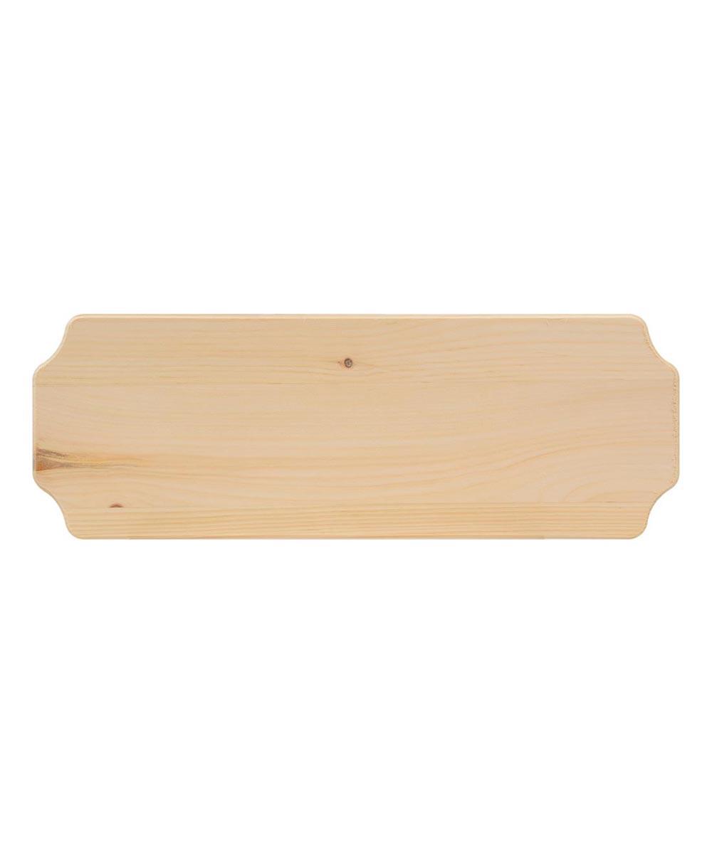 Pine Plaque