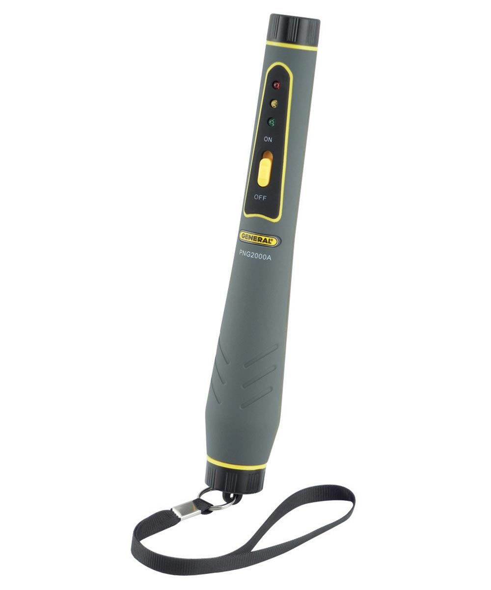 General 7.6 in. x 1.2 in. Gray Combustible Gas Leak Detector Pen