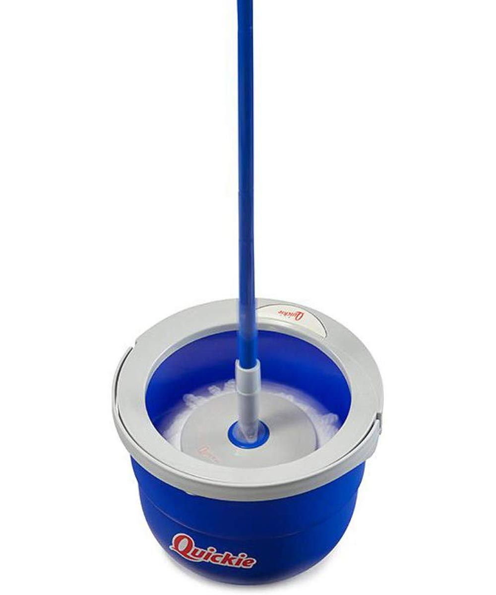 Quickie Compact Spin Mop and Bucket System