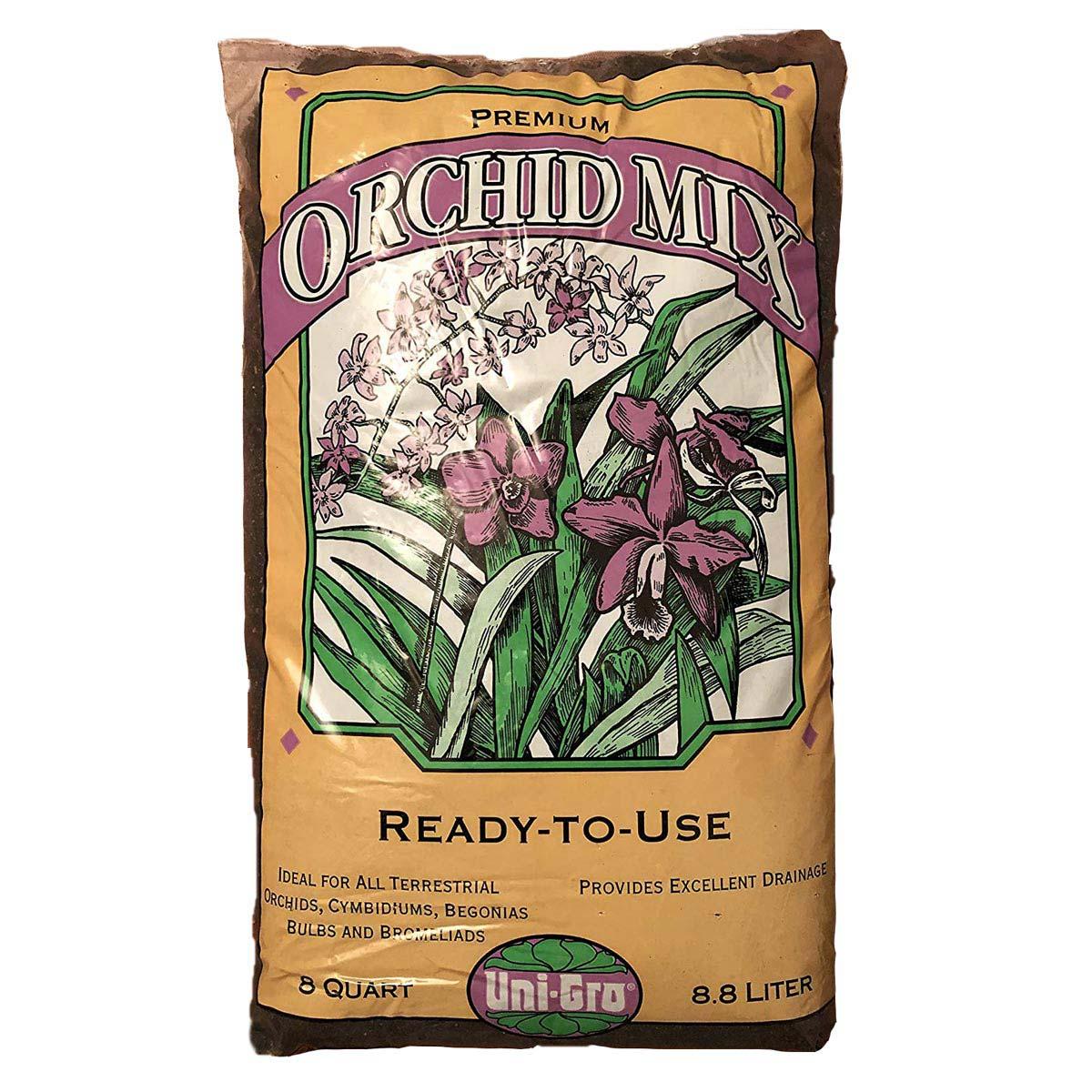 Uni-Gro 8 Quart Premium Orchid Mix