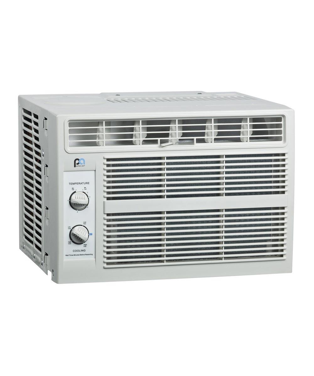 Perfect Aire 5,000 BTU Window Air Conditioner, White