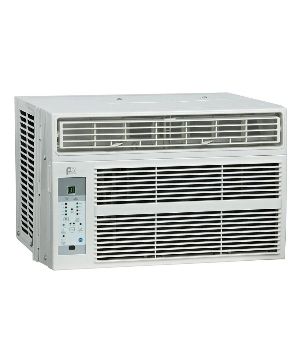 Perfect Aire 8,000 BTU Window Air Conditioner, White