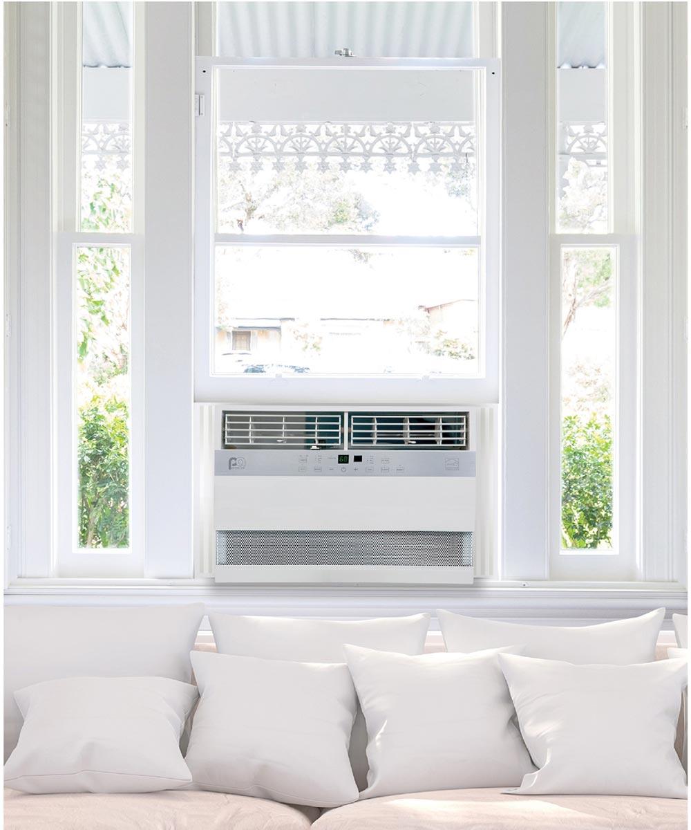 Perfect Aire 10,000 BTU Window Air Conditioner, White