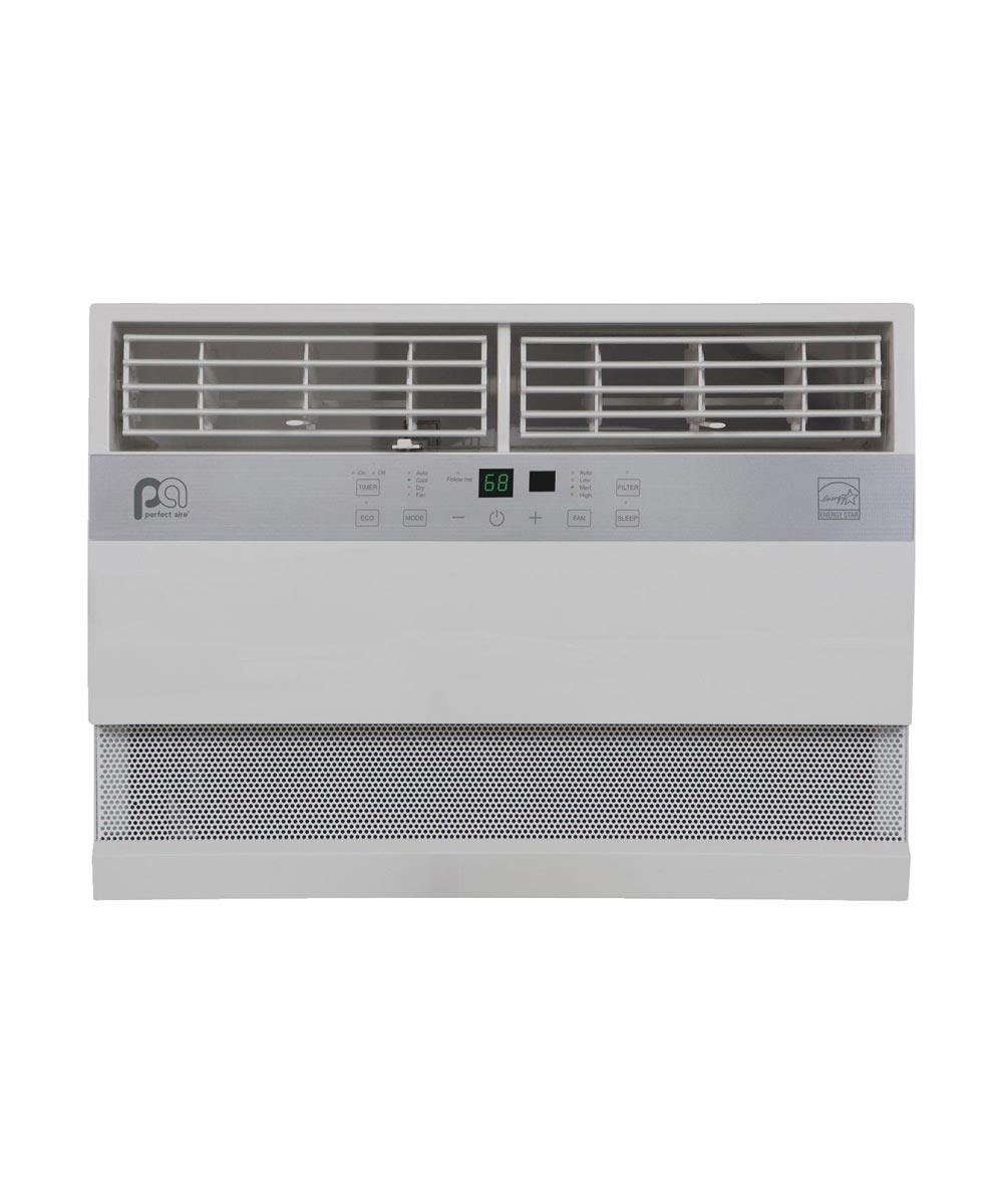 Perfect Aire 12,000 BTU Window Air Conditioner, White