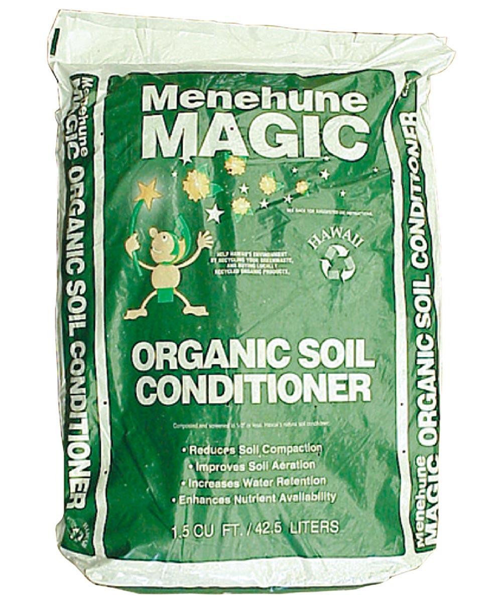 Organic Soil Conditioner, 1.5 cu. ft.