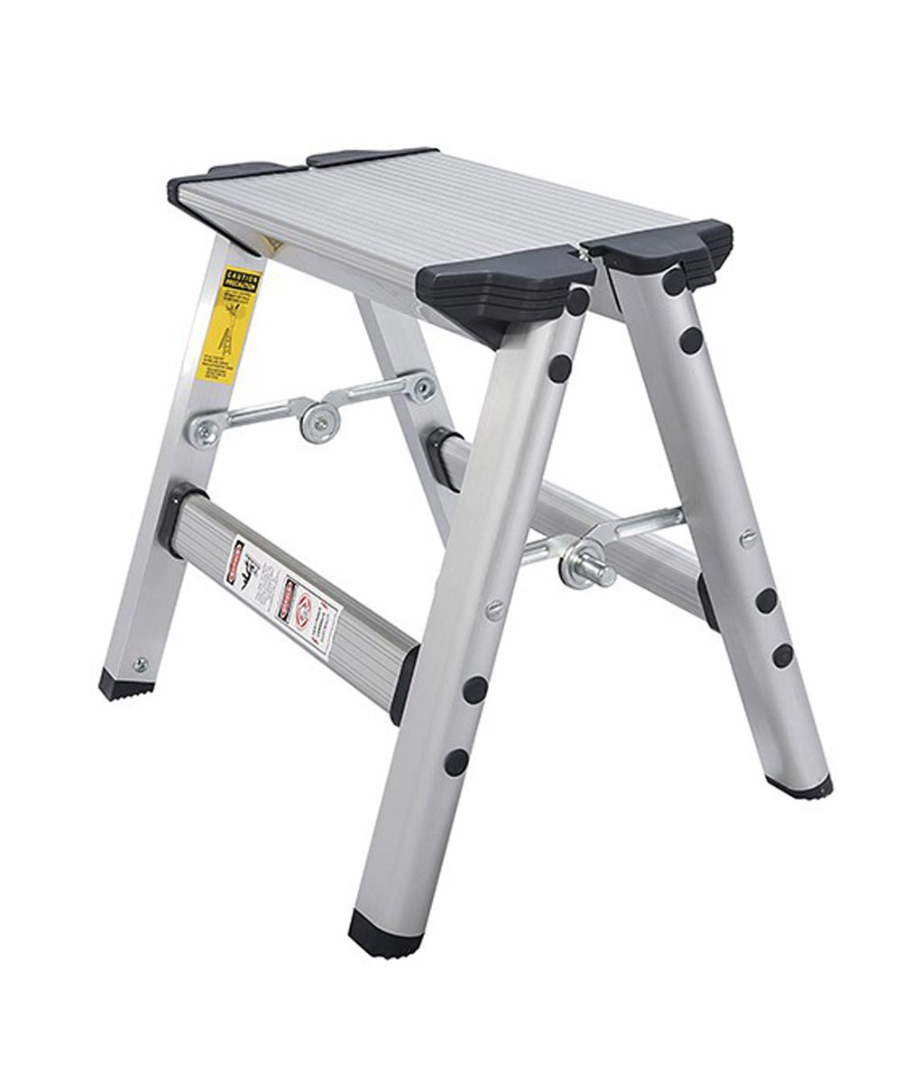 Xtend and Climb Ultralight 1-Step Stool, ANSI Type II 225 lb. Load Capacity
