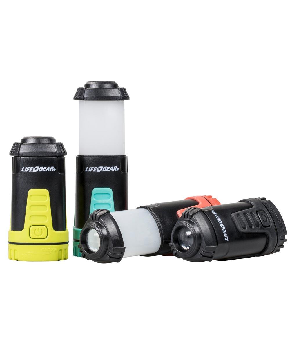 Dorcy Collapsible 100 Lumen Lantern Light, Assorted Colors