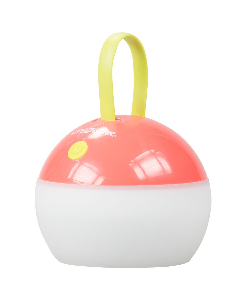 Dorcy USB Waterproof & Rechargeable Hang Lantern, Assorted Colors