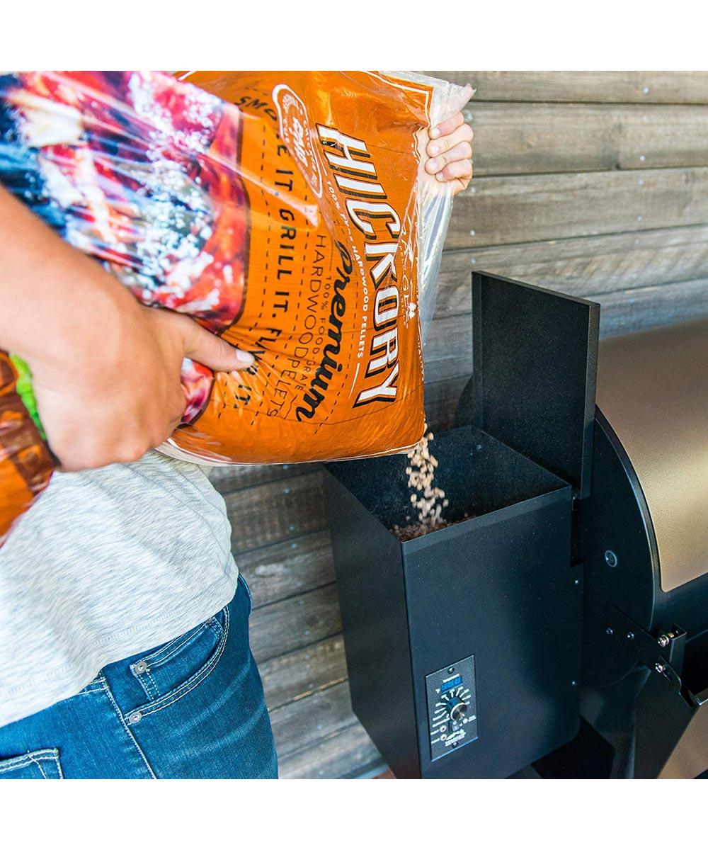 20 lb. Hickory BBQ Wood Smoker Pellets
