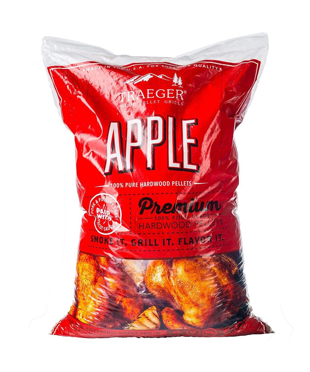 20 lb. Apple Smoker Pellets